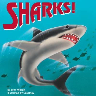 Sharks! By Wilson, Lynn/ Courtney (ILT)